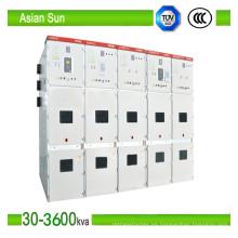 Producto eléctrico Mns 660V interior con aparamenta de baja tensión dibujable