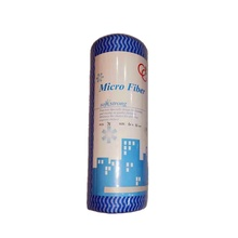 Biodegradable Cleaning Wipes Dry Wipe Roll
