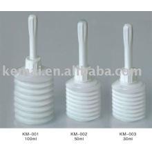 30ml-100ml Bouteilles de rinçage pour femmes