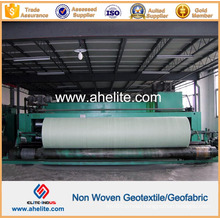 Short Fiber Polyester PP Woven Nonwoven Geotextiles
