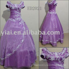 модное реальное производство вечернее платье ED2021