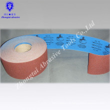 Korea HORSE emery cloth roll,abrasive cloth roll