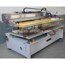 máquina de impressão vertical da tela semi auto