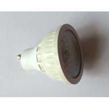 Nouvelle ampoule de projecteur de 2700k 120degree 6W GU10 LED