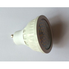 New 2700k 120degree 6W GU10 LED Spotlight Bulb
