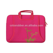 pictures of customized neoprene laptop bag