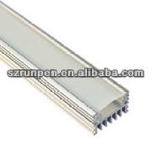 Aluminio Extrusión LED Lámpara Vivienda