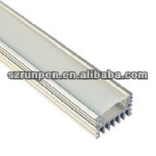 Aluminum Extrusion LED Lamp Housing