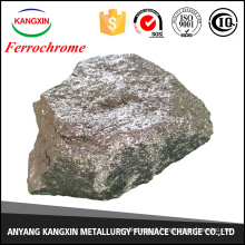 China Fornecimento de Fábrica Boa Qualidade Ferrocromo de Micro Carbono
