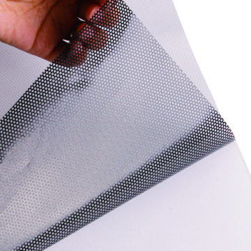 One Way Vision Perforated Window Film