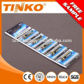 dry battery used in car remote control