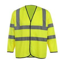 Customized Reflective Safety Work Jacket
