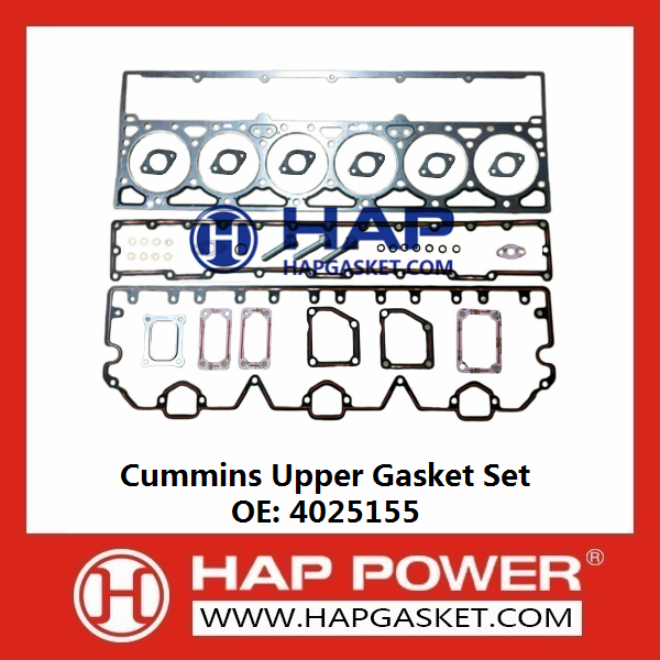 CUMMINS Upper Head Gasket Set 4025155