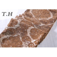 Jacquard Tissu d'ameublement en chenille par China (FTH32082)