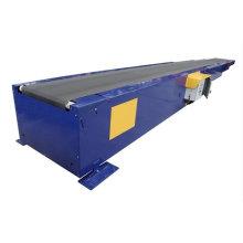Telescopic Conveyor Belt for Logistics Warehouse