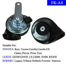 12V Denso Horn Electric Super Horn Auto Parts Special for Toyota, Lexus and Subaru
