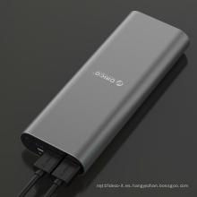 ORICO S2 20000mAh Banco de energía de salida dual Carga inteligente