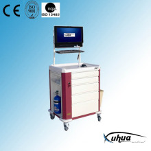 Multi-Function Hospital Medical Emergency Cart (P-13)