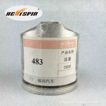 Pistolet chinois Foton 483 avec 1 an de garantie Vente chaude Bonne qualité