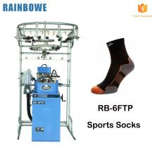 Computador automático lonati terry peúga máquina de tricô peças de reposição para fazer meias esportivas para venda