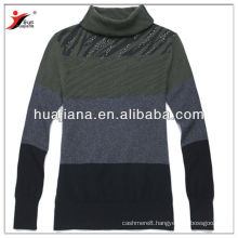 Stylish women sweater 2013 new/Excellent antipilling cashmere yarn knit