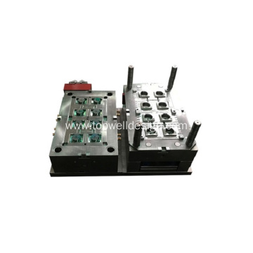 Plastic Injection Household Molds with Cold Runner System