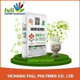 Natural Barium Sulphate B-D722 Purity 92%min plastic grade
