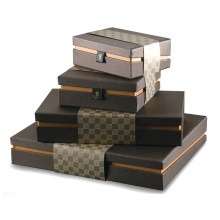 Caixa de papel / caixa de presente / caixa de joalharia