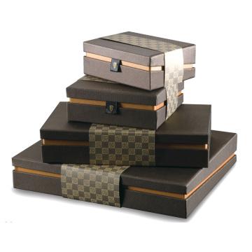Caja de papel / Caja de regalo / Joyero