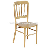 wooden chateau chair for wedding and hospitality