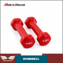 Overhead Powerblock Dumbbell Thrusters Extension