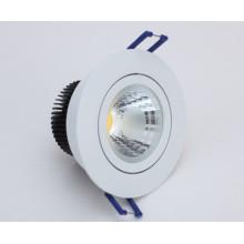 Venda imperdível! 5W COB 110V Branco Quente LED Spotlight
