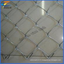 Prix de maillage métallique à chaîne galvanisée de haute qualité