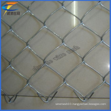 High Quality Galvanized Chain Link Wire Mesh Prices