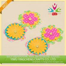 2014 красивые украшения бумаги цветок