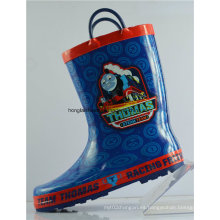Niños Botas de lluvia de caucho antideslizante 05