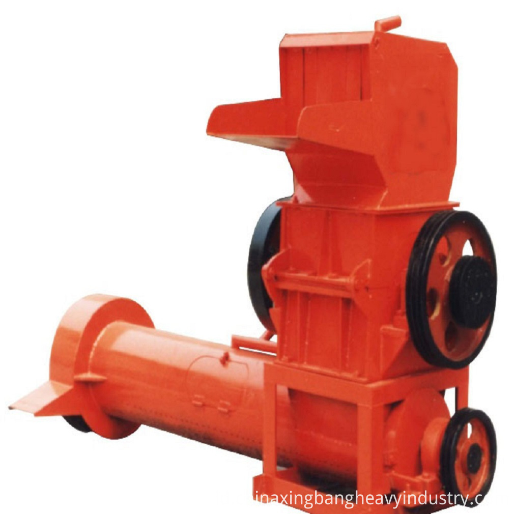 PP PE film waste recycling plastic crusher