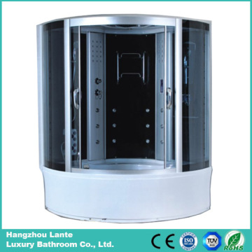 Cabina de la ducha del vapor con el panel de control computarizado (LTS-8150)