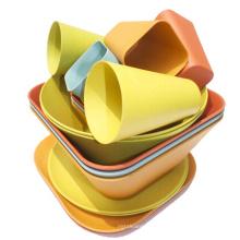 100% de vaisselle Babmoo Fibre (bc-b 1020)