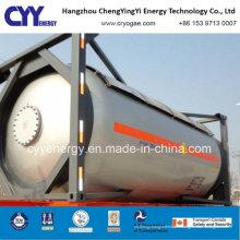 Conteneur cryogénique à haute pression Lox LNG Lco2 Lin Lar de Cyy