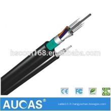 Fournisseur de porc, fibre optique, câble, bobine, fibre optique, câble, rouleau