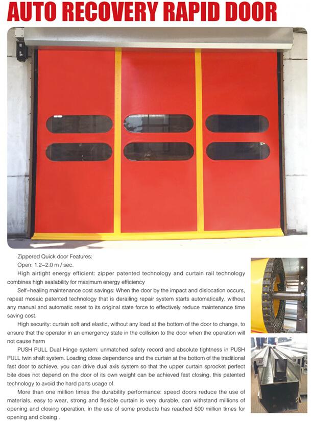 Self Repairing Door