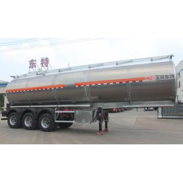 Petroliera Diesel Alluminio Trailer cisterna