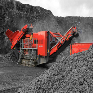 Mobile Coal Crushing And Screening Plant
