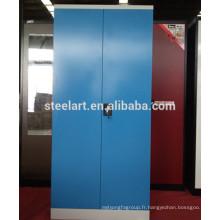 Allemagne meubles de bureau garage métallique armoire de rangement