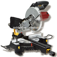 1900w Power Wood Cutting Machine Portable Electric 255mm Sliding Miter Saw