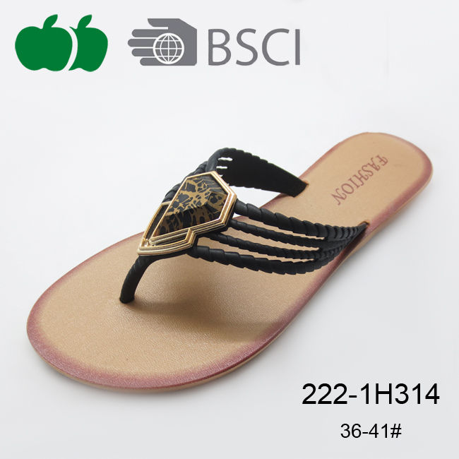summer fashion thong slipper