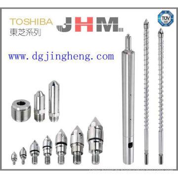 Toshiba Spritzgießmaschine Schraube