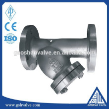 stainless steel 304 /cf8 flanged y filter