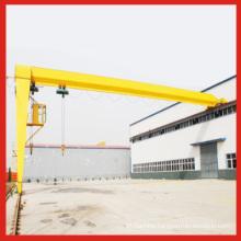2 to 10t Electric Hoist Semi Gantry Crane